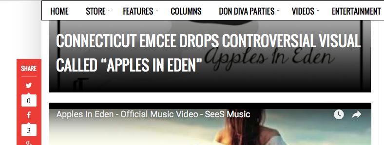 DonDiva - Apples In Eden