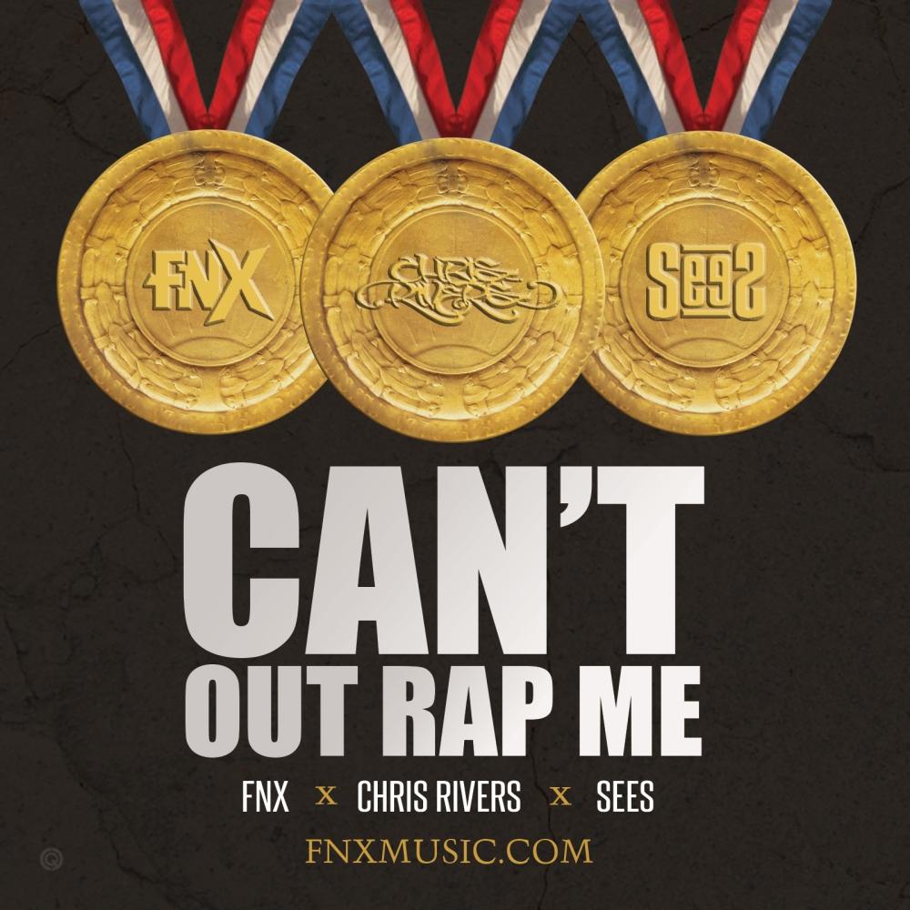 Chris Rivers Cant Out Rap Me